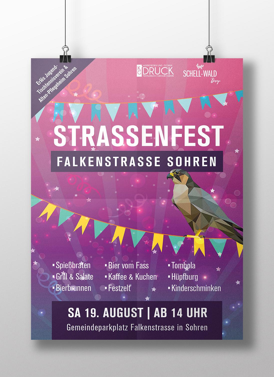 Falkenstrasse-plakat