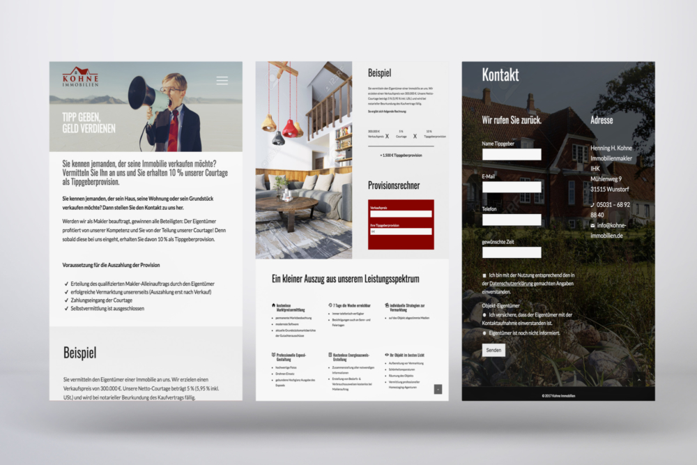 Schell-Wald Design Grafik- und Webdesign kohne