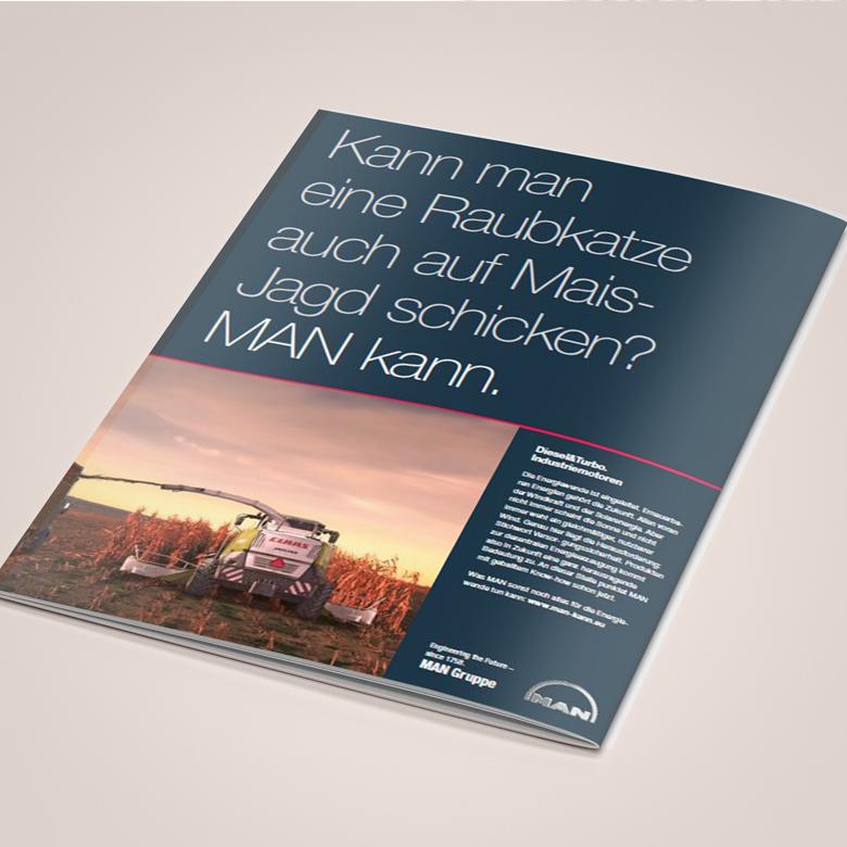 Werbeagentur Schell-Wald Design Grafik- und Webdesign man titel