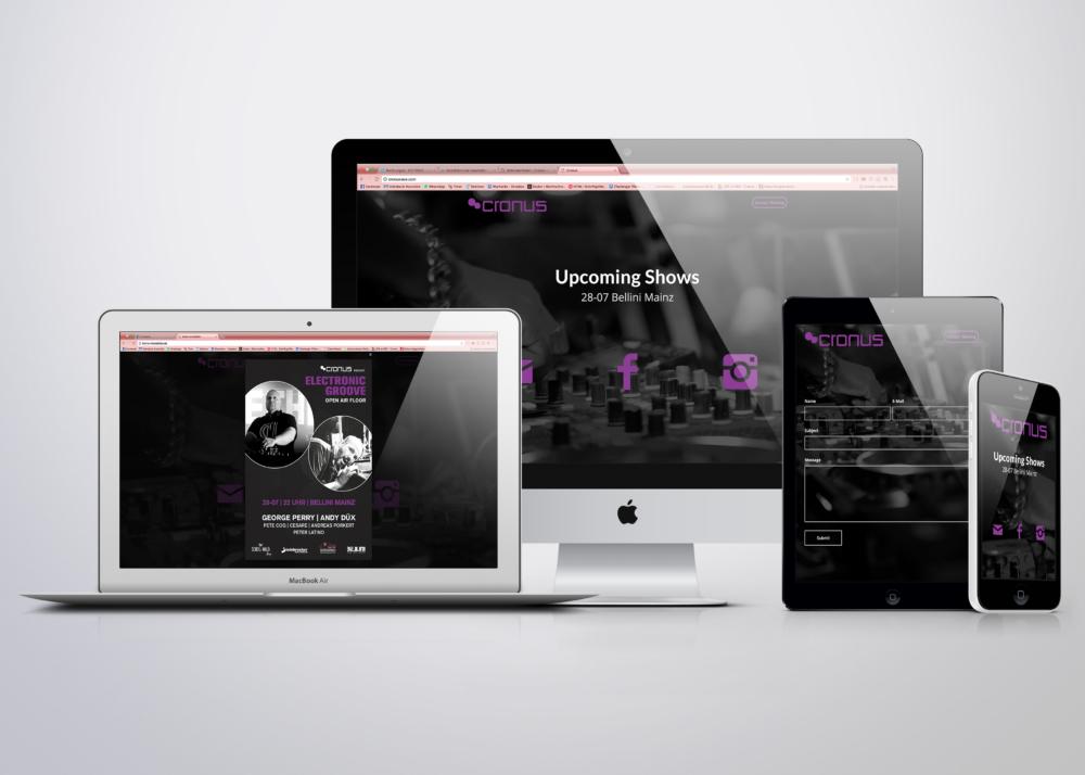 Schell-Wald Design Grafik- und Webdesign cronus1