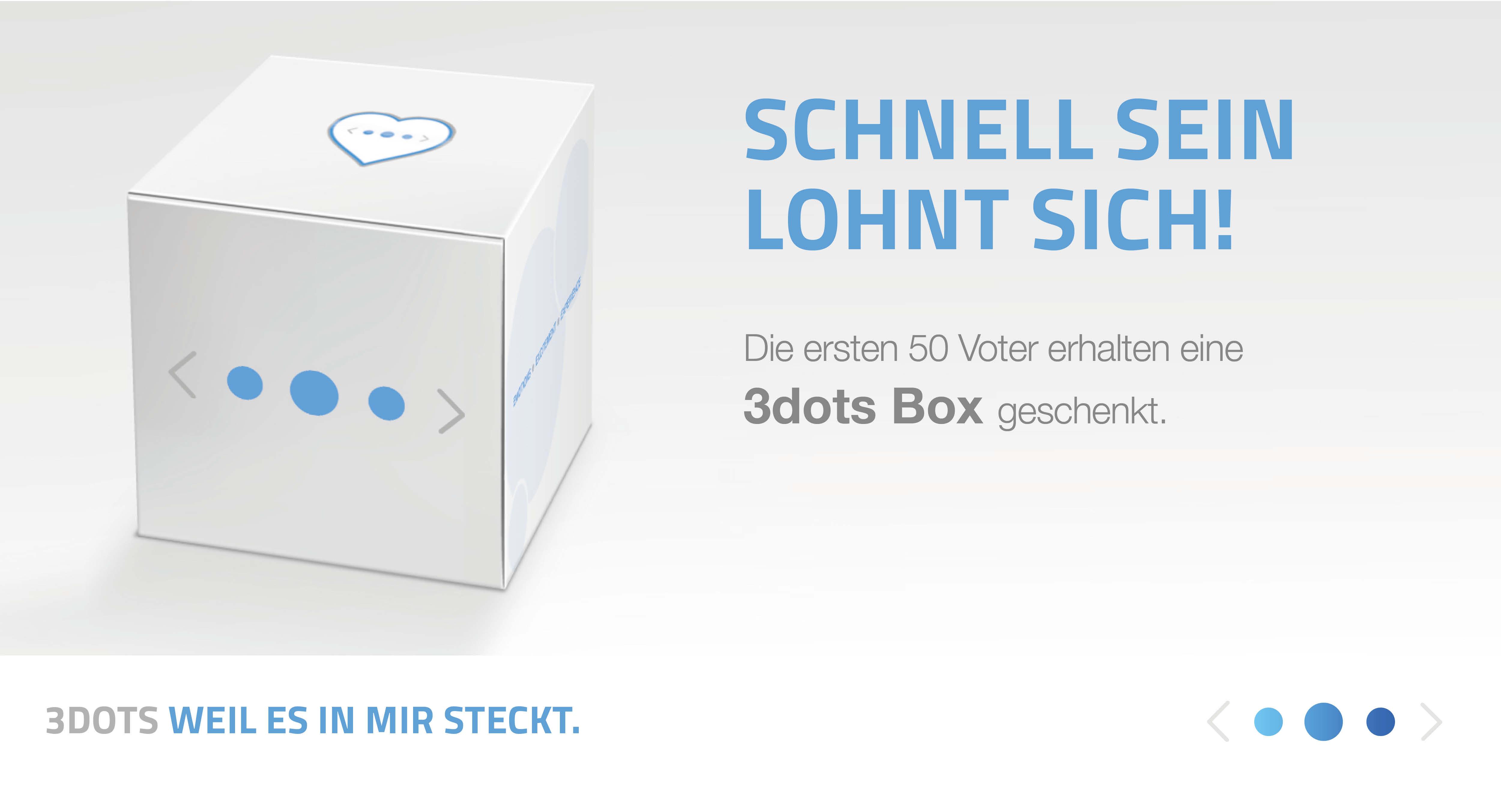Werbeagentur Schell-Wald Design Grafik- und Webdesign 3dots7