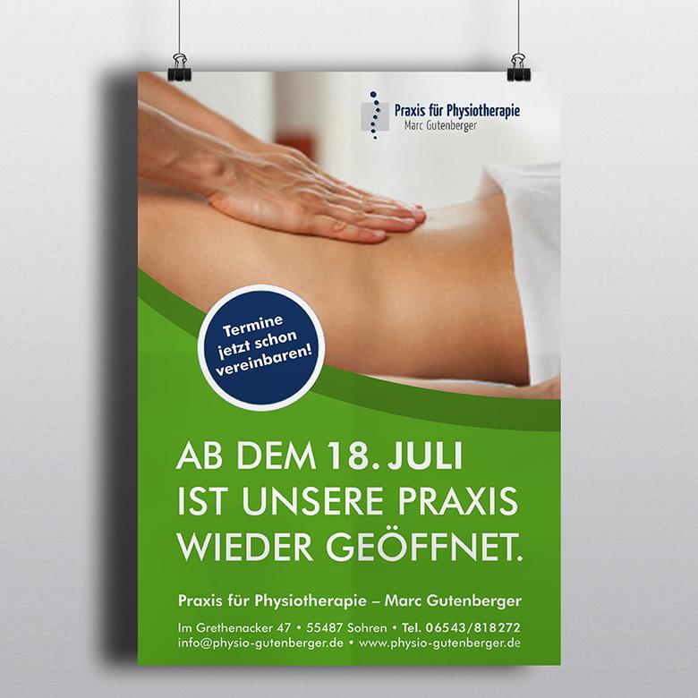 Werbeagentur Schell-Wald Design Grafik- und Webdesign gutenberger titel