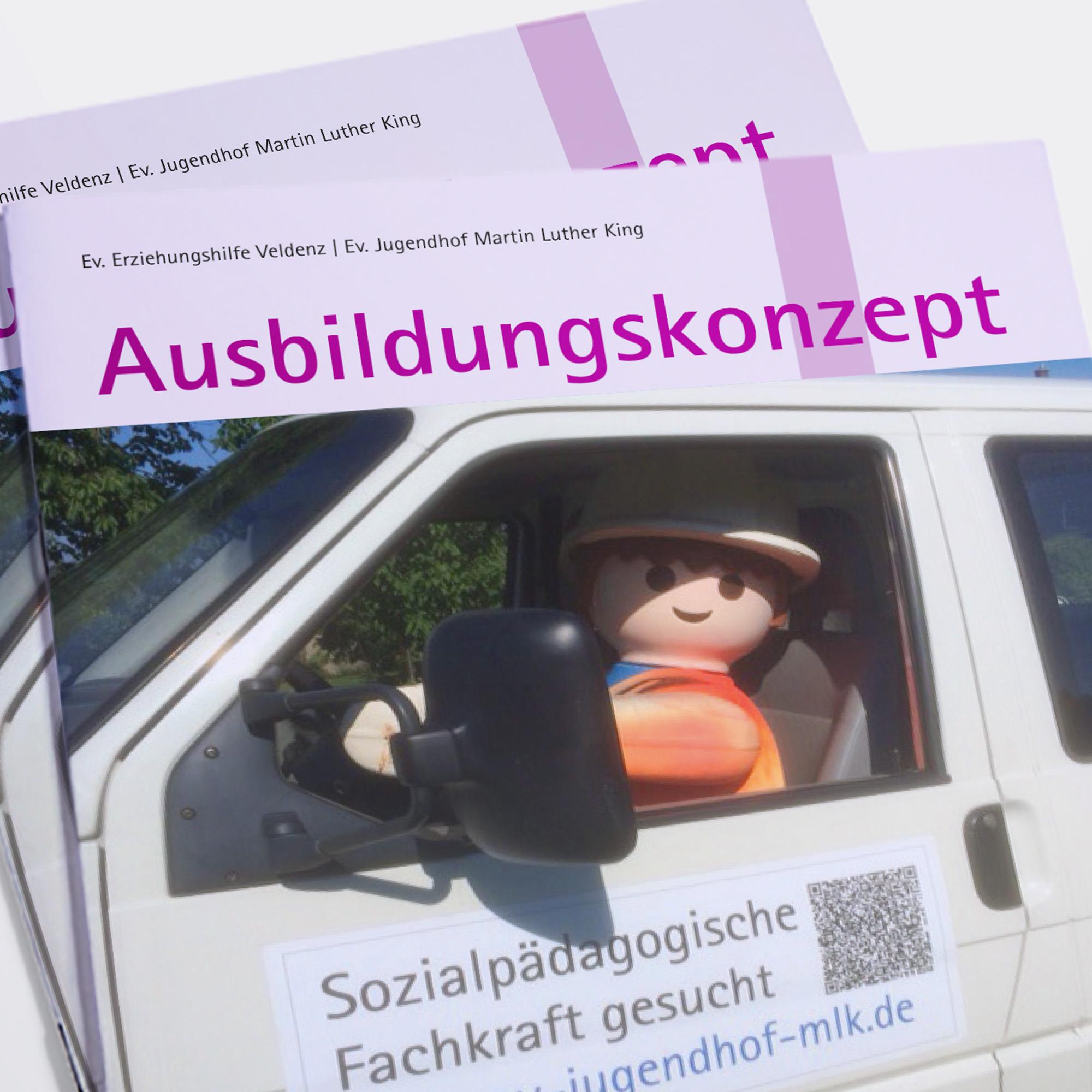 Schell-Wald Design Grafik- und Webdesign jugendhof titel